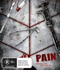 Pain (Blu-ray, 2013) - Region B