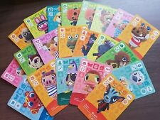 Animal Crossing Amiibo Cards: Series 1-4 (Pick & Choose)