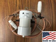 Ready to Hang 15 Meter Half Wave Dipole Antenna with Balun - 15HWDB