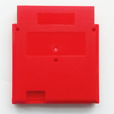 NES Case Cartridge Shell Replacement For Nintendo Entertainment System - Red