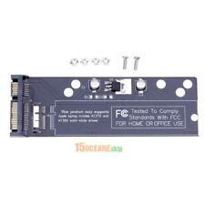 6+12 pin SSD to  22 Pin SATA Converter Adapter Card for 2010 2011 MacBook Air