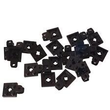 Lego Plate Plaque Towball 3184 Black//noir Choose Quantity x1 x2 x4