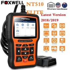 NT510 Elite Reset Tool for BMW Diagnostic OBD2 Scanner Automotive Code Reader AT
