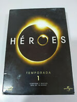 Heroes Prima Stagione 1 - 7 X DVD Spagnolo Inglese - 3T