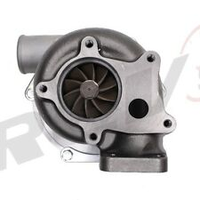 Universal T3/T4 T04E T3 Flange Compressor 50AR Exhaust .57AR Turbo Charger 1.8T