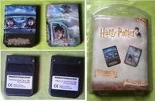 2 cartes mémoires 1 MB collection Harry Potter - pour Playstation 1 - ps-one