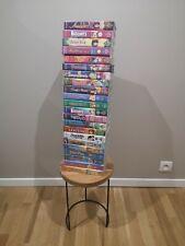 RARE 22 CASSETTES VHS WALT DISNEY CLASSIC V.O COLLECTION VINTAGE
