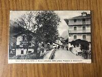 CARTOLINA SALUTI DALLE MIGLIERE DI BONZO PRESSO PIALPETTA VIAGGIATA 1928 55