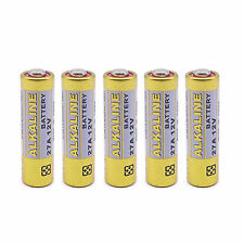 5 pc 27A 12V Alkaline Battery MN27 A27 L828 V27GA Toy Remote Security Alarm