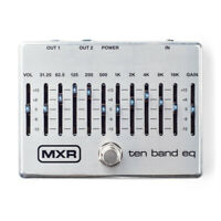 MXR M108S Ten Band EQ 10 Band Equalizer Pedal