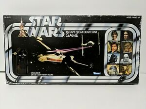 Star Wars - Escape From Death Star - Board Game - Figure swapped to Darth Vader
