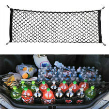 Accessories Car Trunk Cargo Net Storage Envelope Style Elastic Mesh Universal