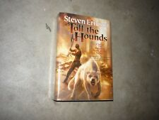 Toll the Hounds Steven Erikson Hardcover