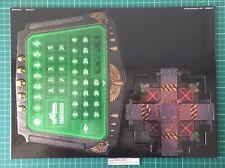 Warhammer Games Workshop Space Hulk 4th 40K Tiles Unpunched Board C