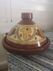 Large moroccan tagine