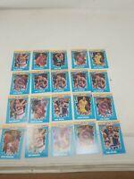 LOT of 20 1990 FLEER ALL-STAR CARDS MICHAEL JORDAN BARKLEY~MAGIC~MALONE~ROBINSON