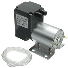DC12V 6W 120kpa 12L/min Mini Vacuum Pump Negative Pressure Suction Micro Pump