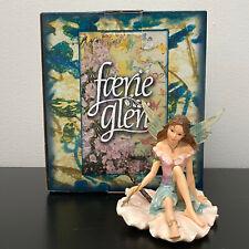 Faerie Glen Munro Fairy Teneracolor Fg886 Figure Mint in Boix Retired Rare