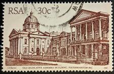 Stamp South Africa 1982 30c Old Legislative Assembly Pietermaritzburg Used