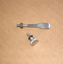 Singer 201 15-91 Sewing Machine Stitch Length Plate Lever 45305 Thumb Set Screw