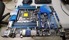 ASUS P9X79 Motherboard LGA2011 PCIe 3.0 8x DIMMs Nice Highend workstation board