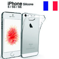 Coque Silicone iPhone 5/ 5s / SE