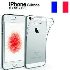 Coque Silicone iPhone 5/ 5s / SE