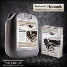 Rektol Klassik Oldtimer Motoröl SE | SAE 20W-50 | API SE/CC - 5 Liter