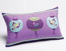 Embroidered Rectangular Decorative Cushions