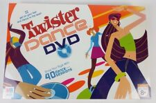 NEW and Sealed Twister Dance DVD Milton Bradley 8+ 2-4 Players