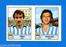 [GCG] CALCIATORI 1975-76 Panini Figurina-Sticker n. 540 -PRINI#REGGIANI-SPAL-New