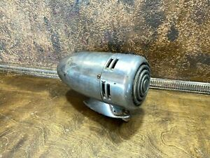 Vintage 1950s Emergency SIREN Firetruck Ambulance Police Rat Rod ~ WORKS