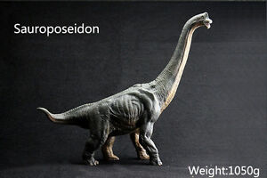 Jurassic World Park Sauroposeidon Dinosaur Action Figure Model Toy For Children