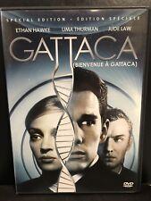 Gattaca (Dvd, 2008, Special Edition, Widescreen, Bilingual)-Sci-Fi