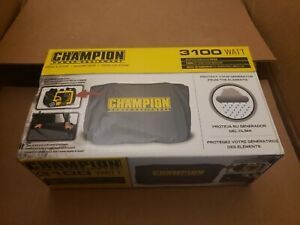 Champion Weather-Resistant Storage Cover for 3100-Watt or  Assorted Sizes