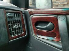 Saab 9000 wood kit door handle trim