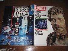 EPOCA 1971/1109=ROMA ANTICA COME ERA=SANDRO PERTINI=CHRISTIAN BARNARD=