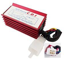 NO REV HYPER CDI BOX 5 PINS RED RACE XR50 CRF50 SDG SSR PIT DIRT BIKE I CD01