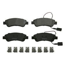 Disc Brake Pad Set fits 2014-2019 Ram ProMaster 2500,ProMaster 3500 ProMaster 15