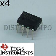 RC4559P Amplificateur opérationnel double DIP-8 Texas  (lot de 4)