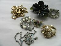 Vintage Lot of Jewelry 6 Pieces