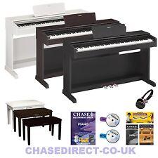Yamaha Ydp143 Digital Piano in Black