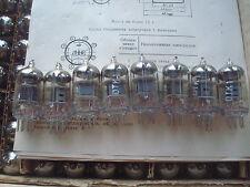 8pcs  6J1 6J1P-EV EF95 6F32 6AK5 5654 M8100 TUBE Pentode GOLDEN GRID VOSKHOD