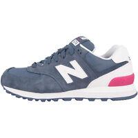 New Balance WL 574 CNB Women Schuhe chambray white peony WL574CNB Damen Sneaker