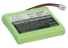 2.4V battery for Audioline Verve 450 red, SLIM DECT 582, Verve 410 SMS, Vtech VT