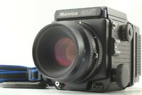 【NEAR MINT】Mamiya RZ67 Pro + Sekor Z 110mm f/2.8 W + 120 Film Back JAPAN #440