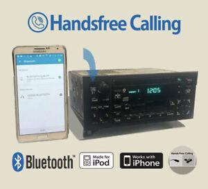 ✅84-00 DODGE CHRYSLER DAKOTA DURANGO AMFM CD Bluetooth Handsfree OEM Stereo RAZ