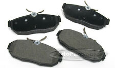 Disc Brake Pad-Semi-Metallic Pads Rear Tru Star PPM1082