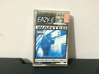 EAZY-E - 5150 HOME 4 THA SICK - Music Cassette Tape - Hip Hop Rap Gansta USA!