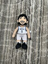"Ricky Rubio (Minnesota Timberwolves) 10"" Player Plush NBA Bleacher Creatures"